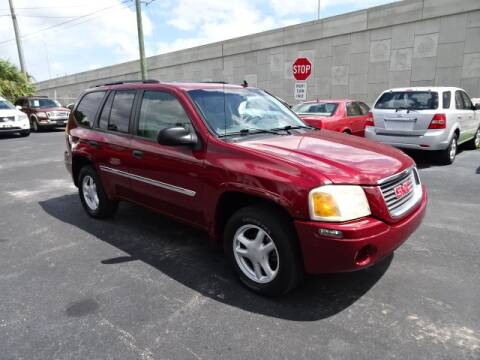 2008 GMC Envoy for sale at DONNY MILLS AUTO SALES in Largo FL