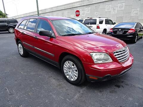 2006 Chrysler Pacifica for sale at DONNY MILLS AUTO SALES in Largo FL