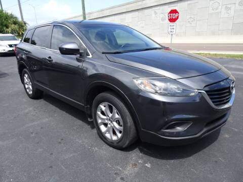 2015 Mazda CX-9 for sale at DONNY MILLS AUTO SALES in Largo FL