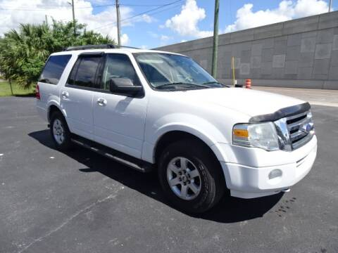 2009 Ford Expedition for sale at DONNY MILLS AUTO SALES in Largo FL