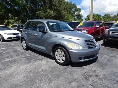 2007 Chrysler PT Cruiser for sale at DONNY MILLS AUTO SALES in Largo FL