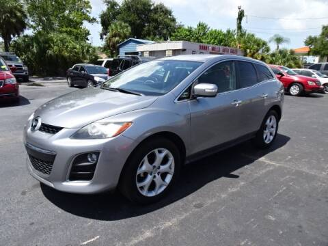 2011 Mazda CX-7 for sale at DONNY MILLS AUTO SALES in Largo FL