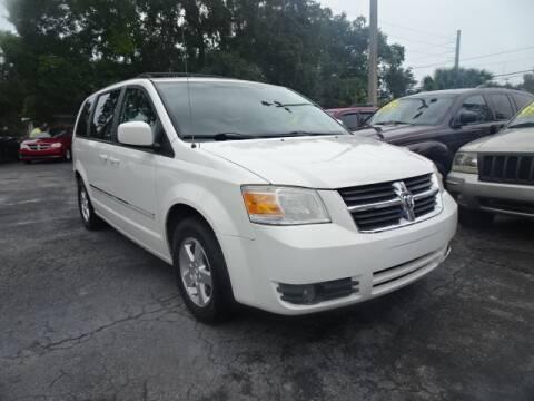 2009 Dodge Grand Caravan for sale at DONNY MILLS AUTO SALES in Largo FL