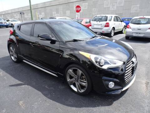2013 Hyundai Veloster for sale at DONNY MILLS AUTO SALES in Largo FL