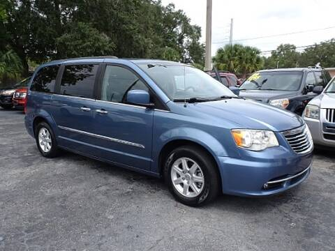 2011 Chrysler Town and Country for sale at DONNY MILLS AUTO SALES in Largo FL