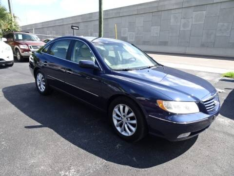 2006 Hyundai Azera for sale at DONNY MILLS AUTO SALES in Largo FL