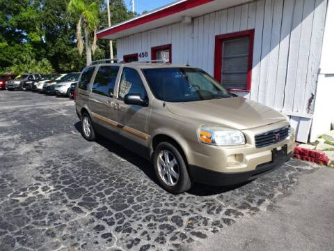 2005 Saturn Relay for sale at DONNY MILLS AUTO SALES in Largo FL