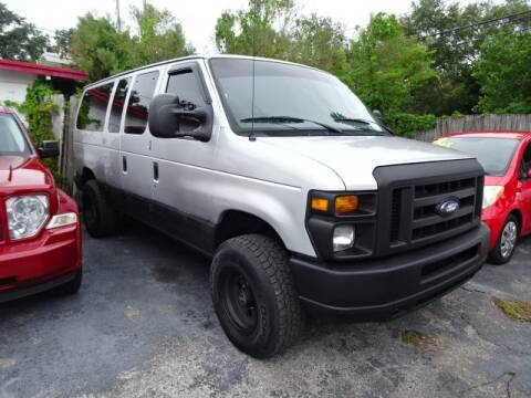 2011 Ford E-Series Cargo for sale at DONNY MILLS AUTO SALES in Largo FL