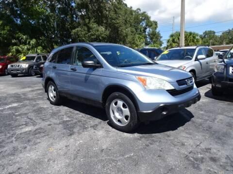 2008 Honda CR-V for sale at DONNY MILLS AUTO SALES in Largo FL