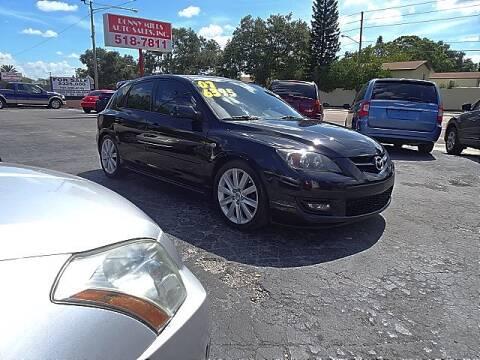 2007 Mazda MAZDASPEED3 for sale at DONNY MILLS AUTO SALES in Largo FL