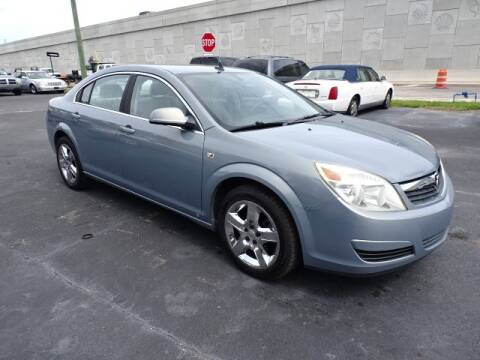 2009 Saturn Aura for sale at DONNY MILLS AUTO SALES in Largo FL
