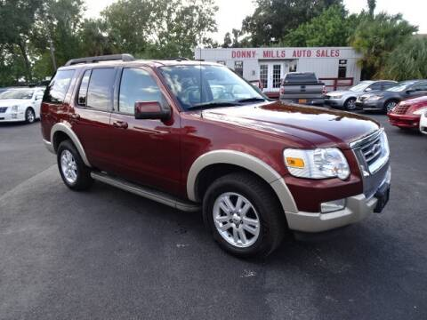 2009 Ford Explorer for sale at DONNY MILLS AUTO SALES in Largo FL