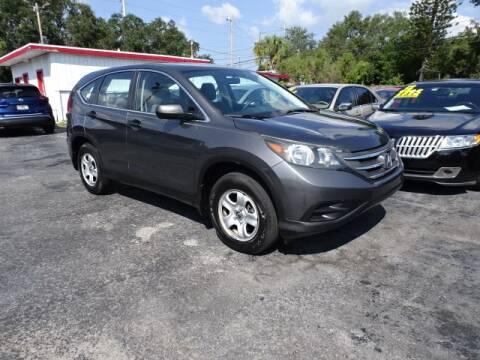 2014 Honda CR-V for sale at DONNY MILLS AUTO SALES in Largo FL