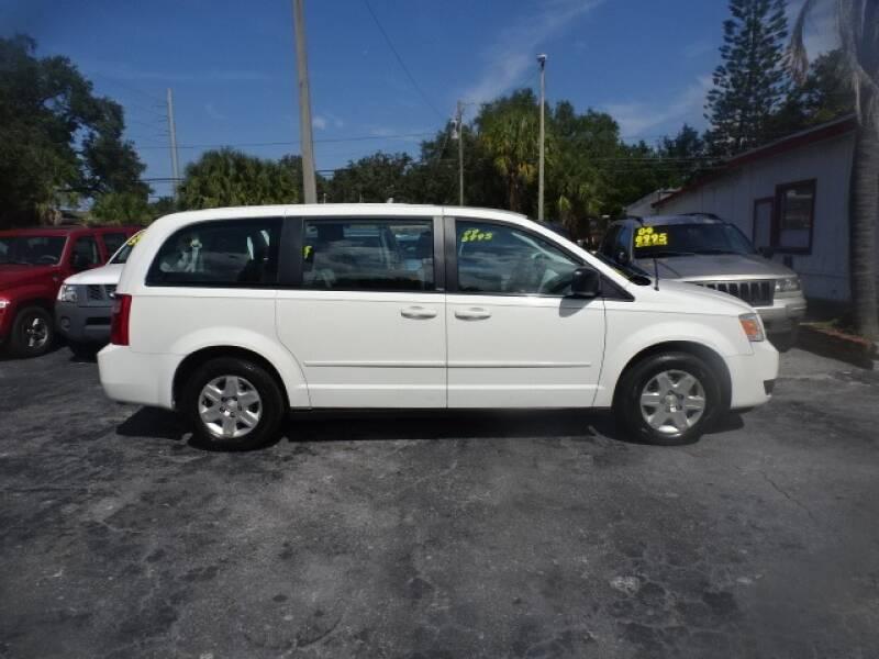2010 Dodge Grand Caravan for sale at DONNY MILLS AUTO SALES in Largo FL