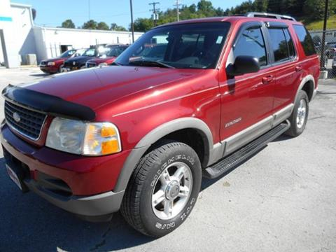 2002 Ford Explorer for sale in Campton, KY