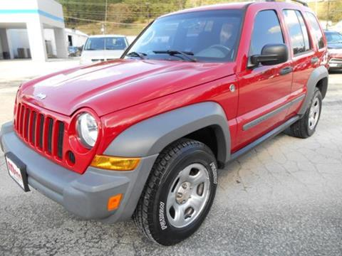 2005 Jeep Liberty for sale in Campton, KY