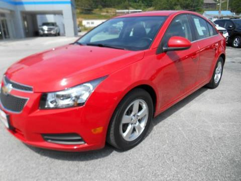 2014 Chevrolet Cruze for sale in Campton, KY