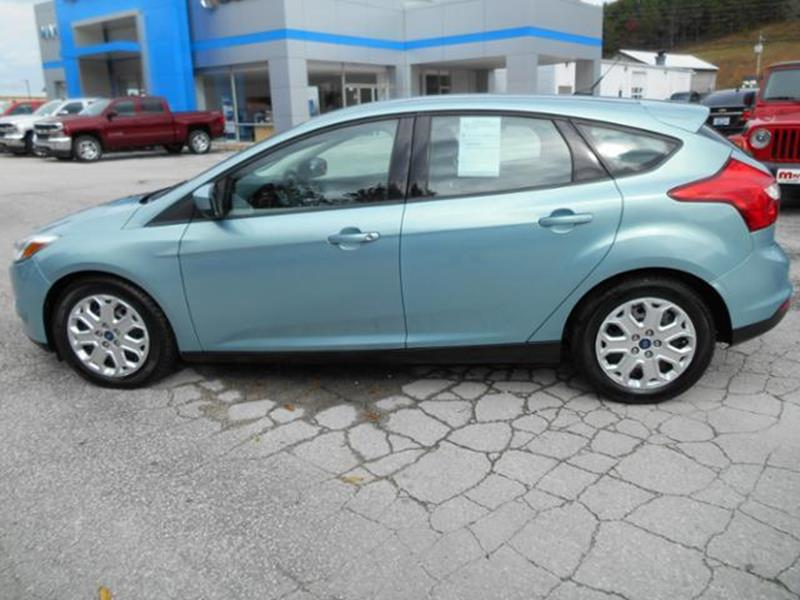 2012 ford focus se 4dr hatchback in campton ky - mann chevrolet