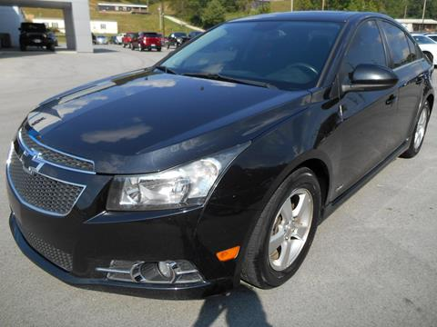 2013 Chevrolet Cruze for sale in Campton, KY