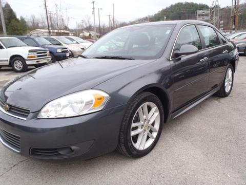 2010 Chevrolet Impala for sale in Campton, KY