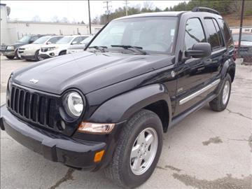 2006 Jeep Liberty for sale in Campton, KY