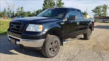 2006 Ford F-150 for sale in Waubay, SD