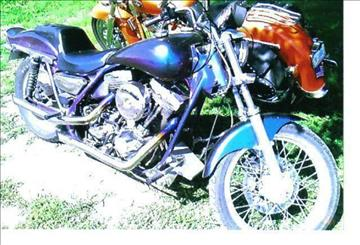 1984 Harley-Davidson FXRDG Disc Glide for sale in Waubay SD