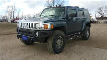2007 HUMMER H3 for sale in Waubay, SD