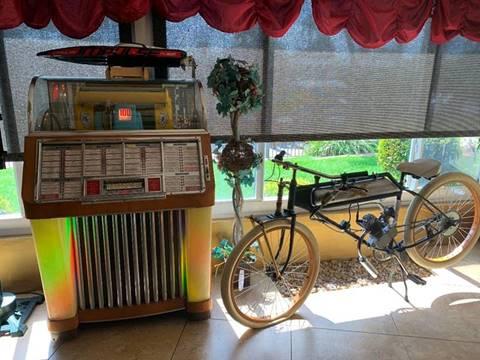 1950 SEEBURG JUKEBOX for sale at BIG BOY DIESELS in Ft Lauderdale FL