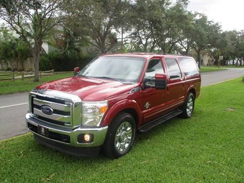 2000 Ford Excursion for sale in Ft Lauderdale, FL
