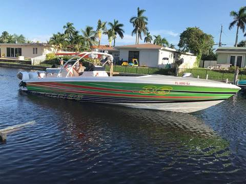 2017 Wellcraft SCARAB for sale in Ft Lauderdale, FL