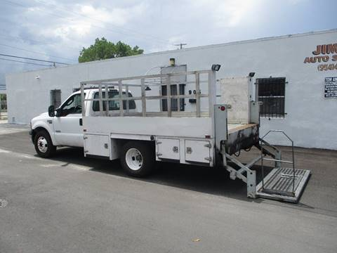 2006 Ford F-350 Super Duty for sale in Ft Lauderdale, FL