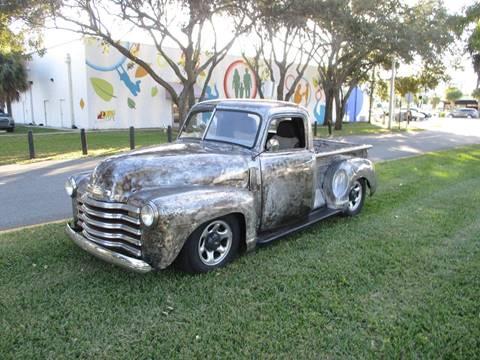 1949 Chevrolet PICK UP for sale at BIG BOY DIESELS in Ft Lauderdale FL