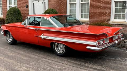 1960 Chevrolet Impala for sale at BIG BOY DIESELS in Ft Lauderdale FL