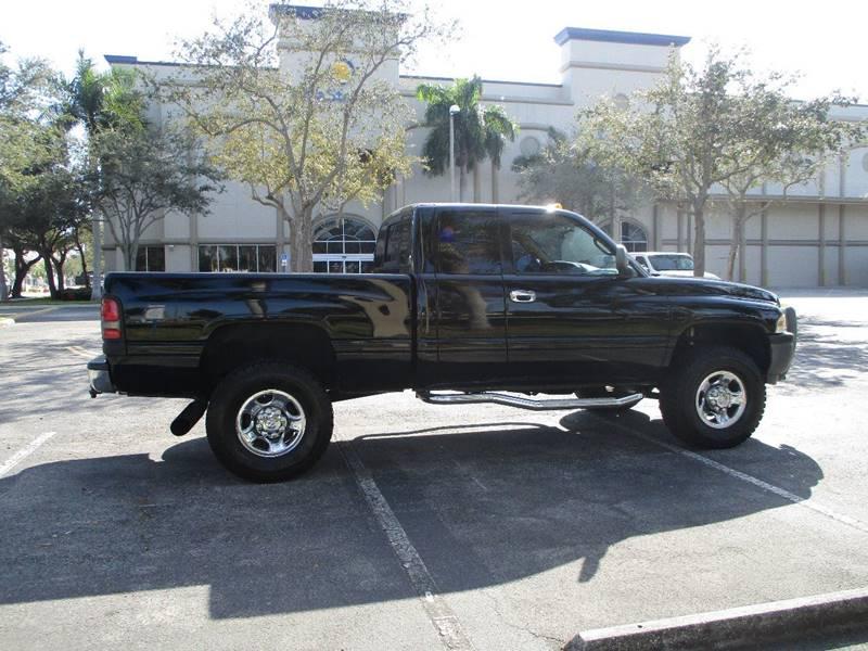 1999 Dodge Ram Pickup 2500 for sale at BIG BOY DIESELS in Ft Lauderdale FL