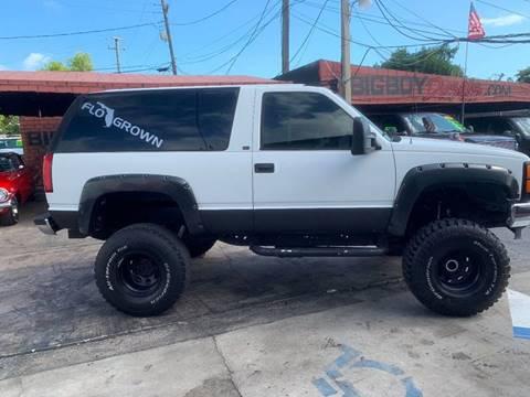 1997 GMC Yukon for sale in Ft Lauderdale, FL