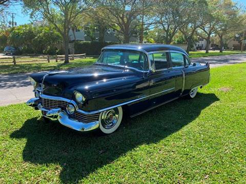 1954 Cadillac Series 62 for sale at BIG BOY DIESELS in Ft Lauderdale FL