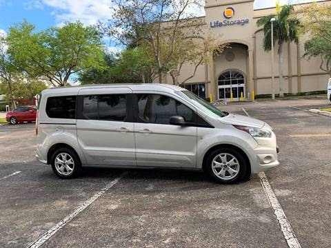 2015 Ford Transit Connect Wagon for sale at BIG BOY DIESELS in Ft Lauderdale FL