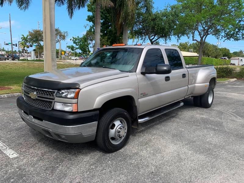 2005 Chevrolet Silverado 3500 for sale at BIG BOY DIESELS in Ft Lauderdale FL