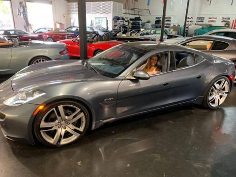 2012 Fisker eco for sale at BIG BOY DIESELS in Ft Lauderdale FL