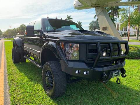 2016 Ford F-350 Super Duty for sale at BIG BOY DIESELS in Ft Lauderdale FL