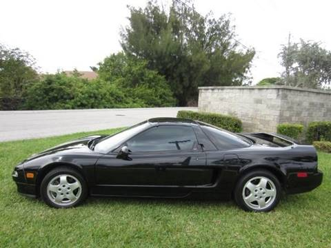 1991 Acura NSX for sale at BIG BOY DIESELS in Ft Lauderdale FL