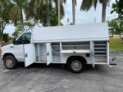 2005 Ford E-Series Chassis for sale at BIG BOY DIESELS in Ft Lauderdale FL