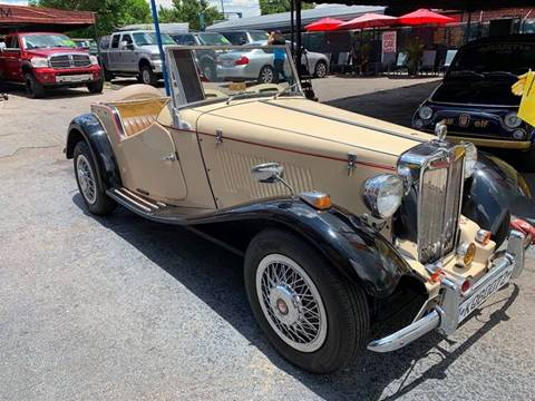 1952 MG TD for sale in Ft Lauderdale, FL