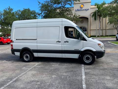 2007 Dodge Sprinter Cargo for sale in Ft Lauderdale, FL