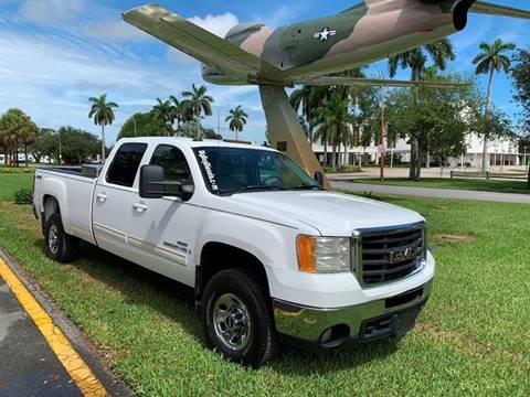 2007 GMC Sierra 3500HD for sale in Ft Lauderdale, FL