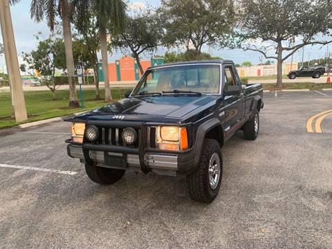 1986 Jeep Comanche