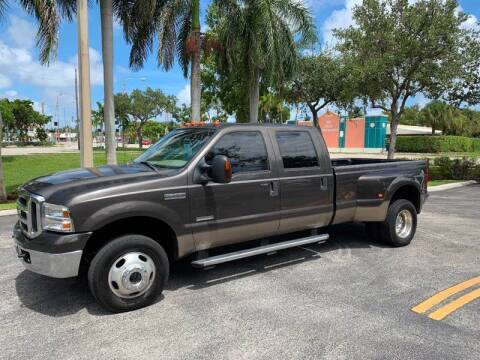 2005 Ford F-350 Super Duty for sale at BIG BOY DIESELS in Ft Lauderdale FL