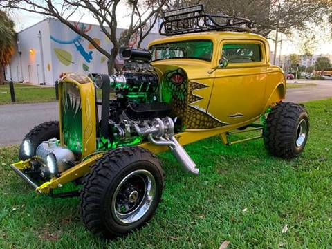 1932 Ford Model A for sale at BIG BOY DIESELS in Ft Lauderdale FL