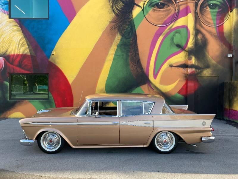 1959 Nash Rambler for sale at BIG BOY DIESELS in Ft Lauderdale FL